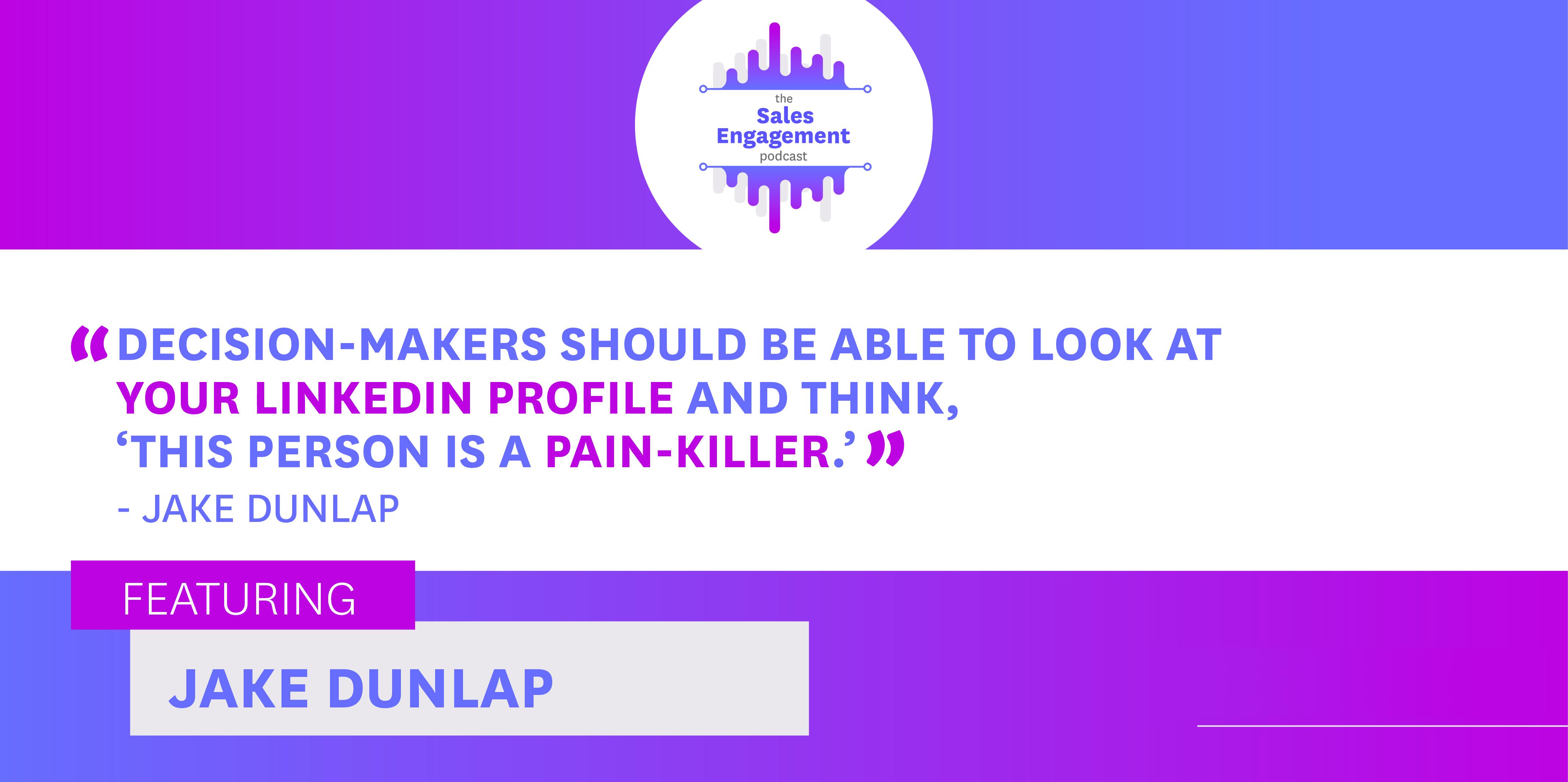 Jake Dunlap LinkedIn Hacks