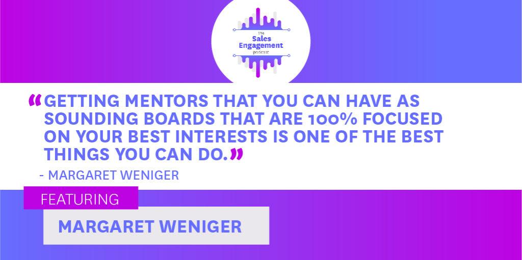 Margaret Weniger Girls Club Mentor