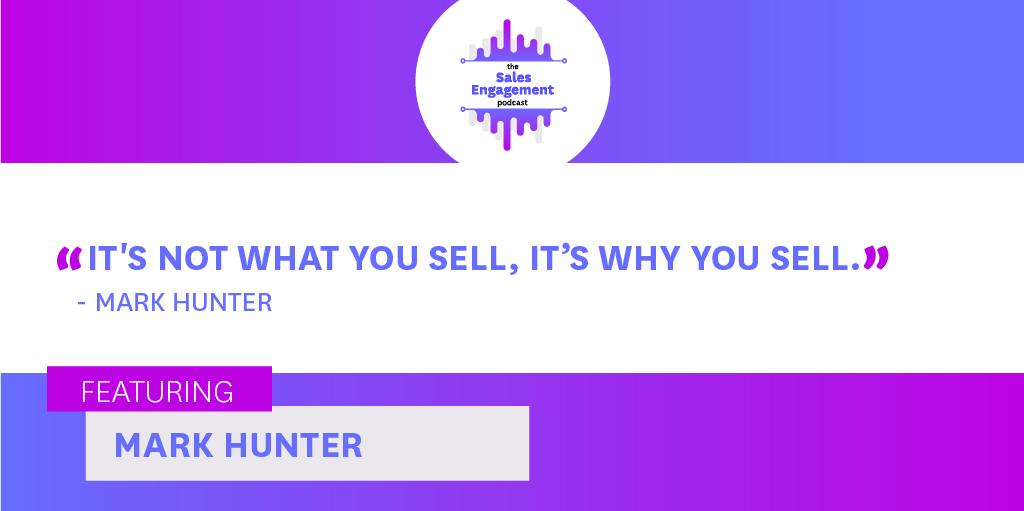 Mark Hunter Phone Prospecting Sales Engagement