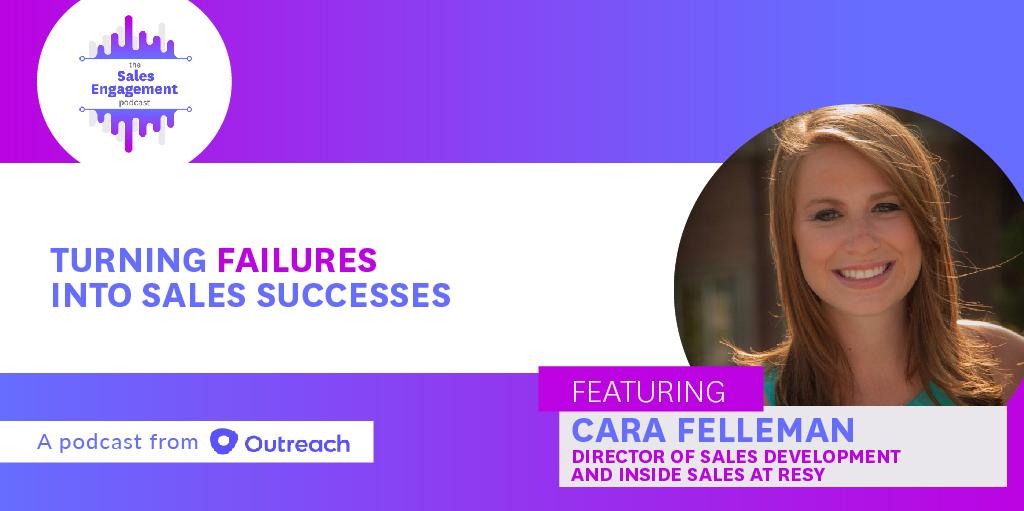 Episode 67: Turning Failures into Sales Successes