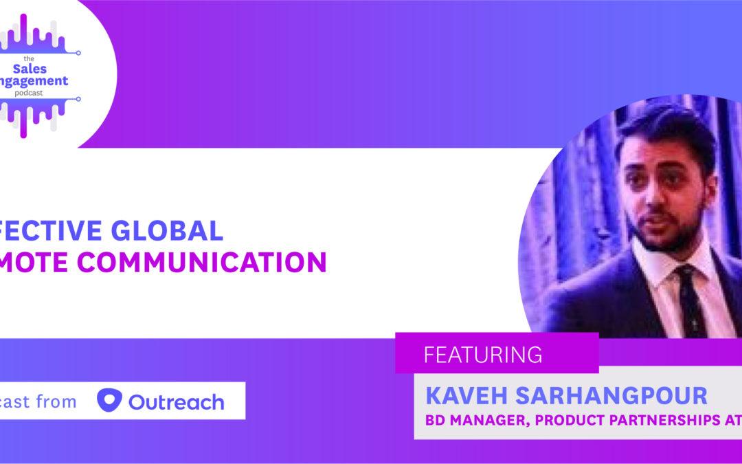 Episode 159: Effective Global Remote Communication