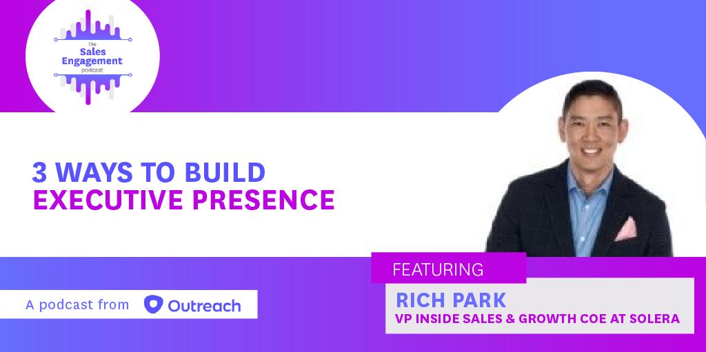 Episode 207: 3 Ways to Build Executive Presence