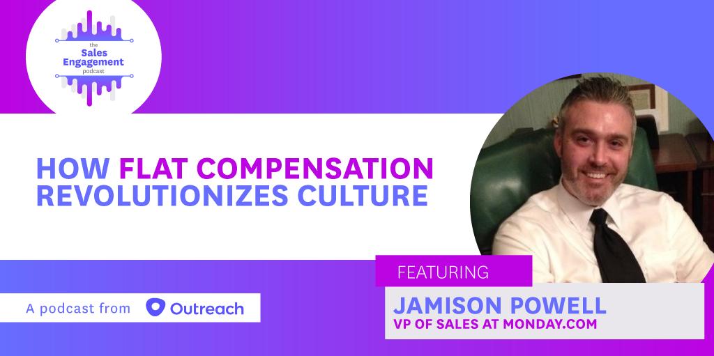 Episode 271: How Flat Compensation Revolutionizes Culture w/ Jamison Powell